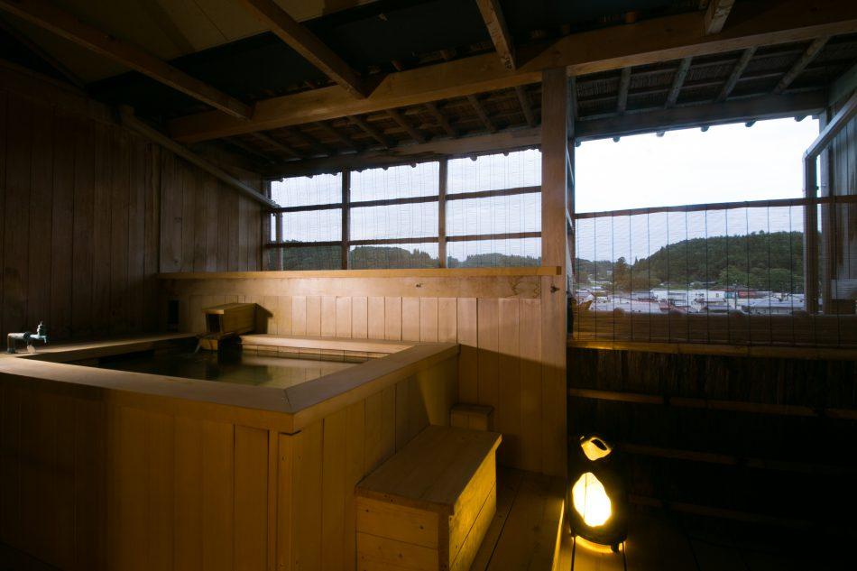 露天風呂付き一般客室