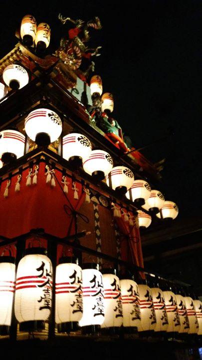 明日から2日間、4/14・4/15は春の高山祭「山王祭」です。